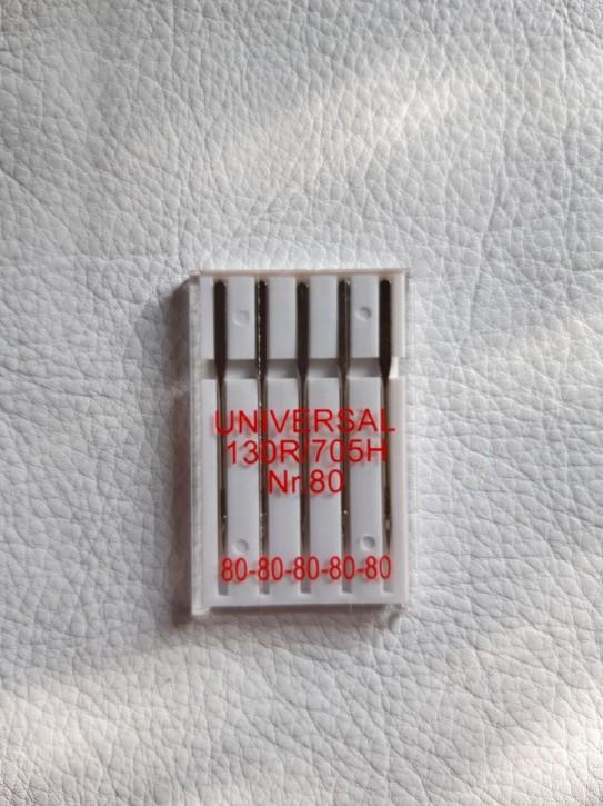 Maschinennadeln universal Stärke 80 5 Stück