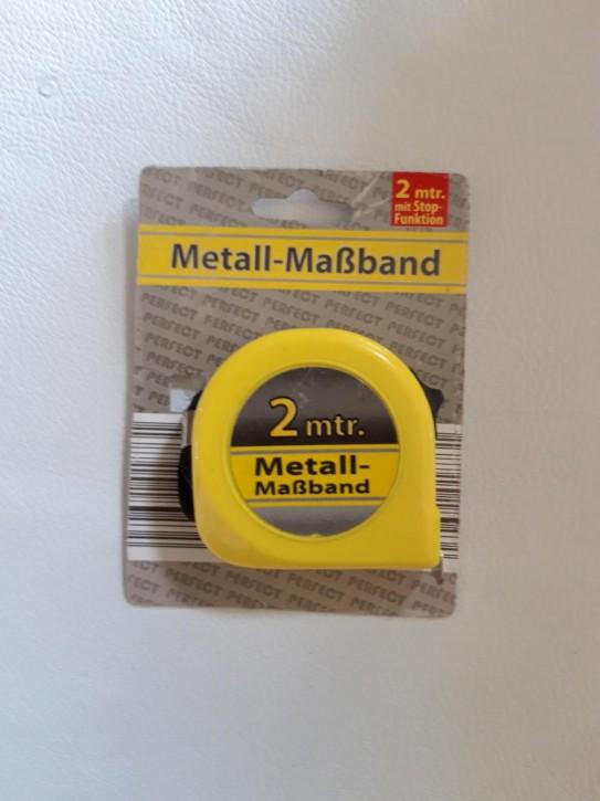 Metal-Maßband 200cm