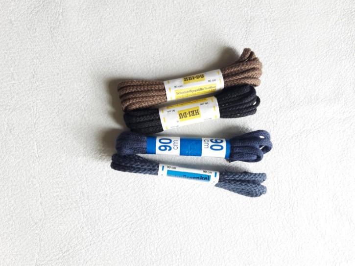 Schnürsenkel Kordel reine Baumwolle 90cm
